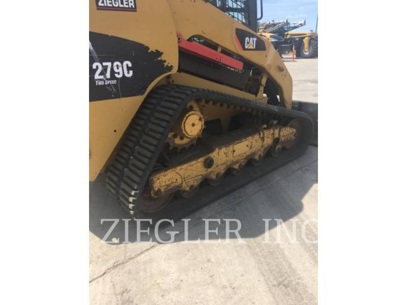 CATERPILLAR PALE CINGOLATE MULTI TERRAIN 279C equipment  photo 4