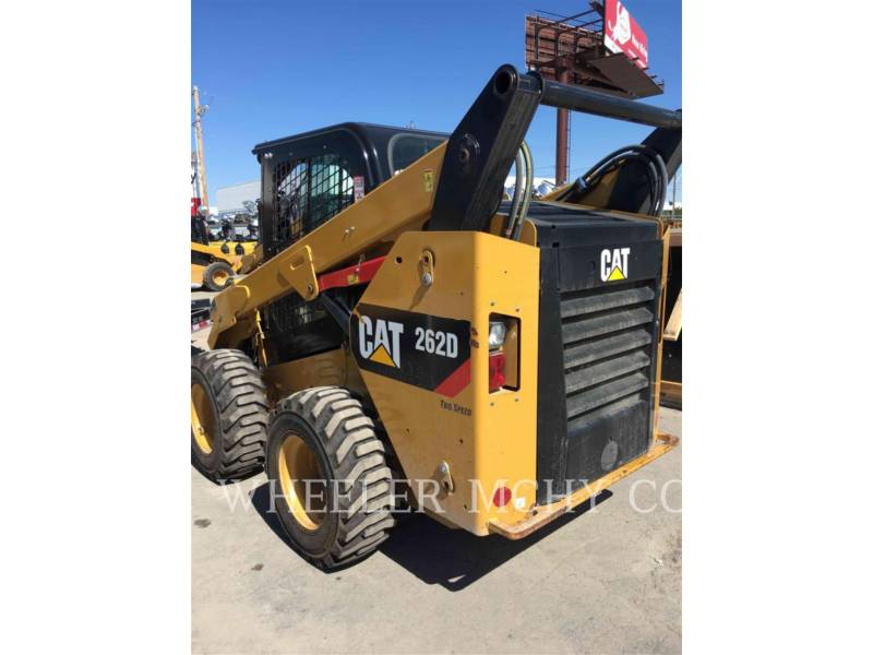 CATERPILLAR MINICARGADORAS 262D C3 2S equipment  photo 4