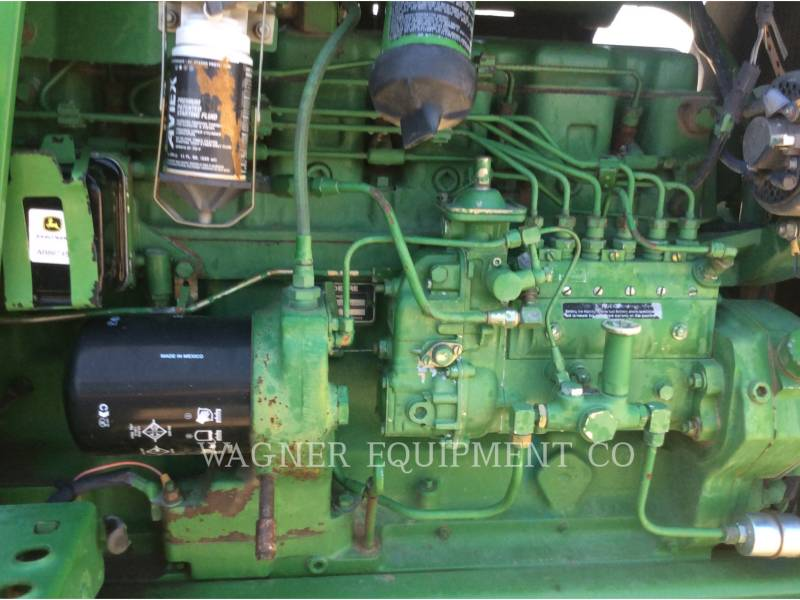DEERE & CO. AG TRACTORS 4650 equipment  photo 16