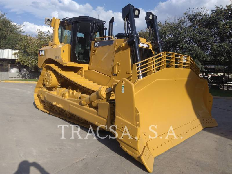 CATERPILLAR TRACTEURS SUR CHAINES D8T equipment  photo 8