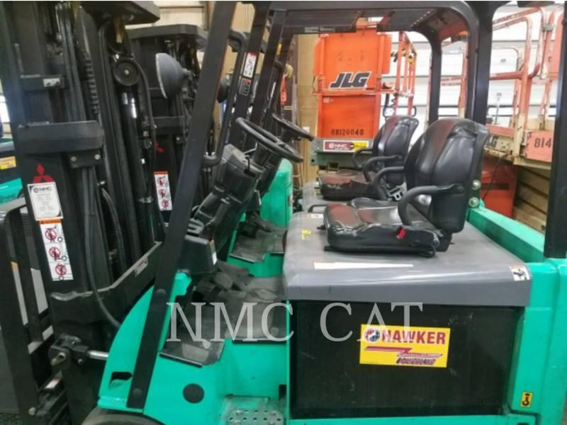 MITSUBISHI FORKLIFTS FORKLIFTS FBC20N1_MT equipment  photo 4