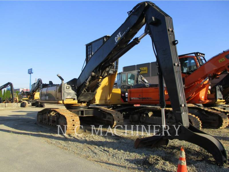 CATERPILLAR MASZYNA LEŚNA 330DFMLLA equipment  photo 1
