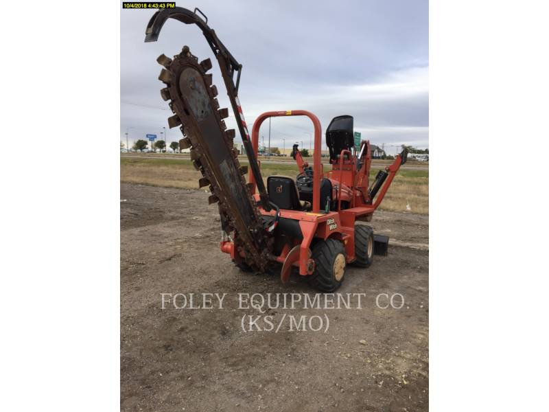 DITCH WITCH (CHARLES MACHINE WORKS) TRANCHEUSES RT45 equipment  photo 3