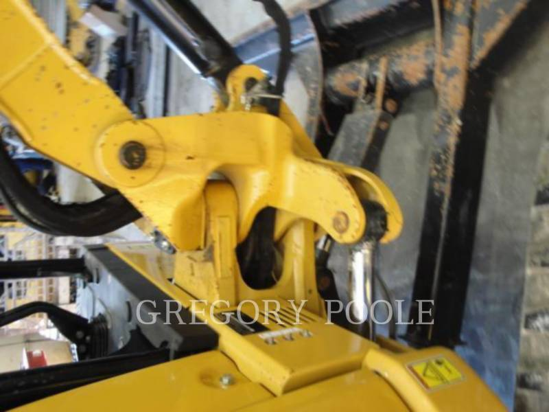 CATERPILLAR TRACK EXCAVATORS 303.5E equipment  photo 8