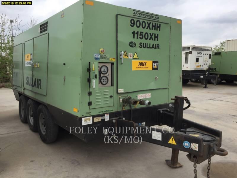 SULLAIR COMPRESSEUR A AIR (OBS) 1150XHA900 equipment  photo 4