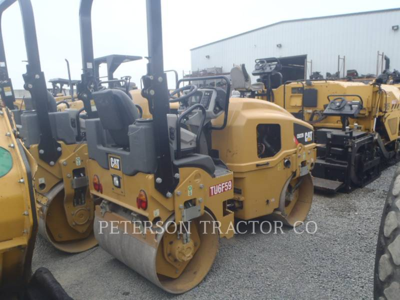 CATERPILLAR ASPHALT PAVERS CB22B equipment  photo 3