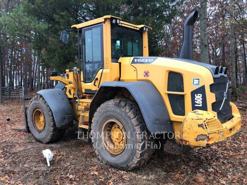 VOLVO WHEEL LOADERS/INTEGRATED TOOLCARRIERS L60G equipment  photo 2