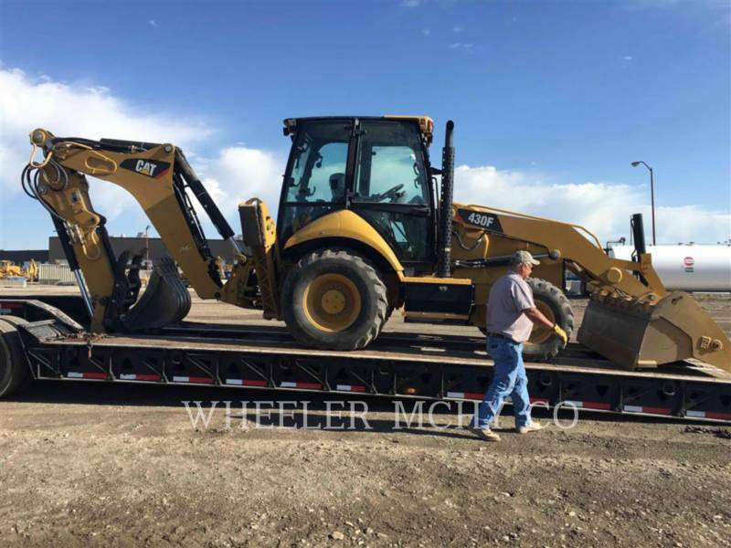 CATERPILLAR CHARGEUSES-PELLETEUSES 430F E CF equipment  photo 7