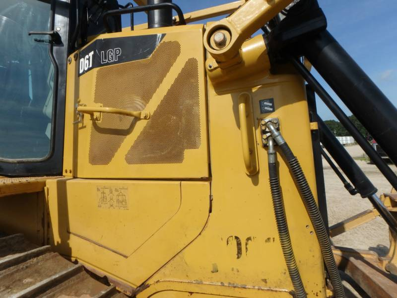 CATERPILLAR TRACK TYPE TRACTORS D6TLGP equipment  photo 19