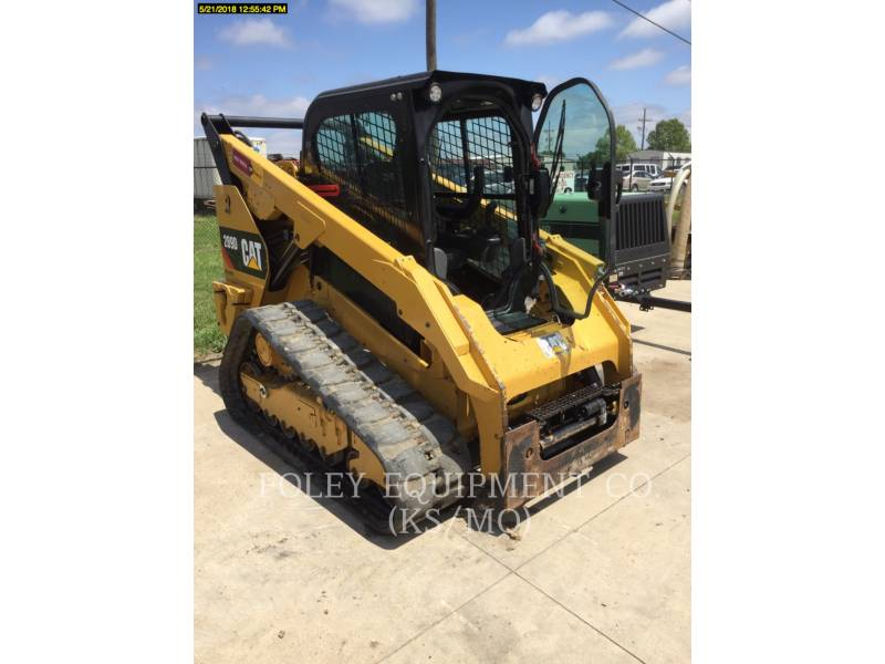 CATERPILLAR CARGADORES MULTITERRENO 289DSTD2CA equipment  photo 2