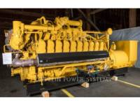 Equipment photo CATERPILLAR G3520C FISSO - GAS NATURALE 1