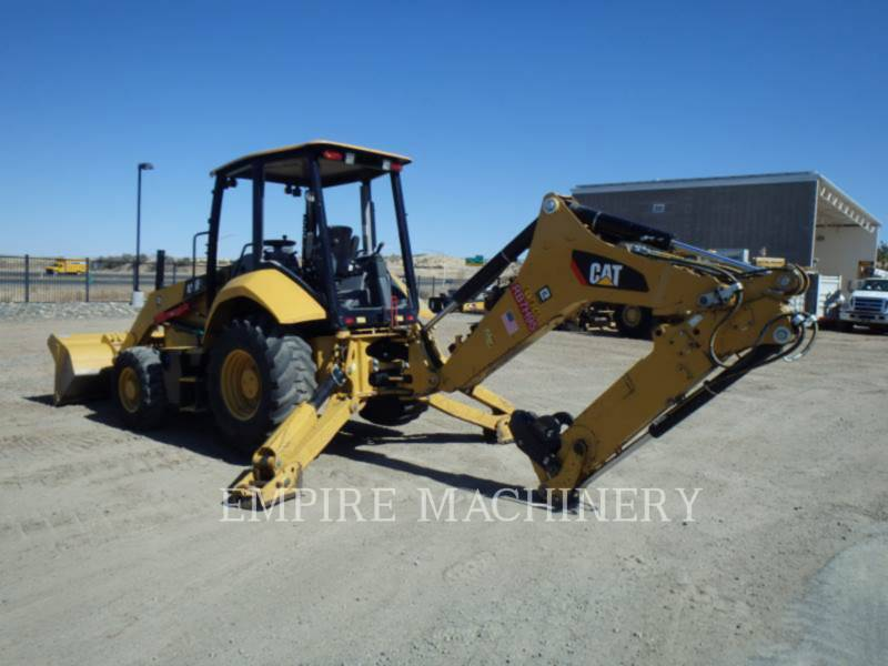 CATERPILLAR BAGGERLADER 416F2ST equipment  photo 3
