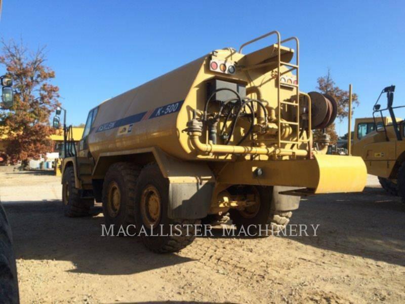 CATERPILLAR 給水トラック 725 equipment  photo 2