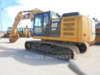 CATERPILLAR KETTEN-HYDRAULIKBAGGER 323FL TC equipment  photo 3