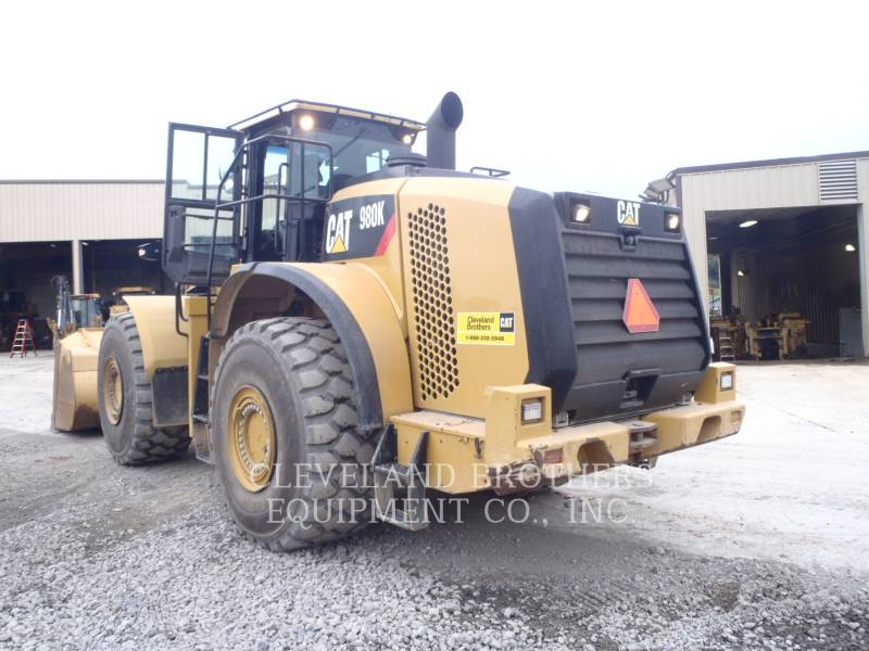 CATERPILLAR PALE GOMMATE/PALE GOMMATE MULTIUSO 980K equipment  photo 4