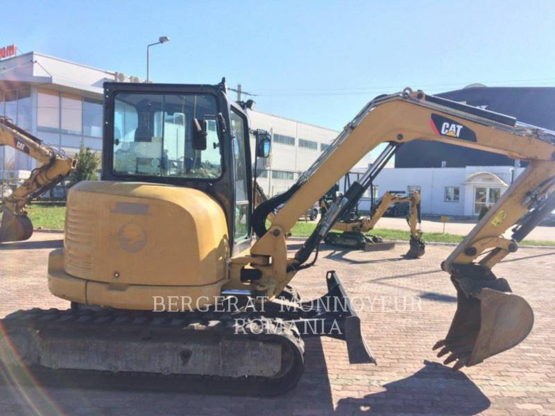 CATERPILLAR PELLES SUR CHAINES 305 E CR equipment  photo 4