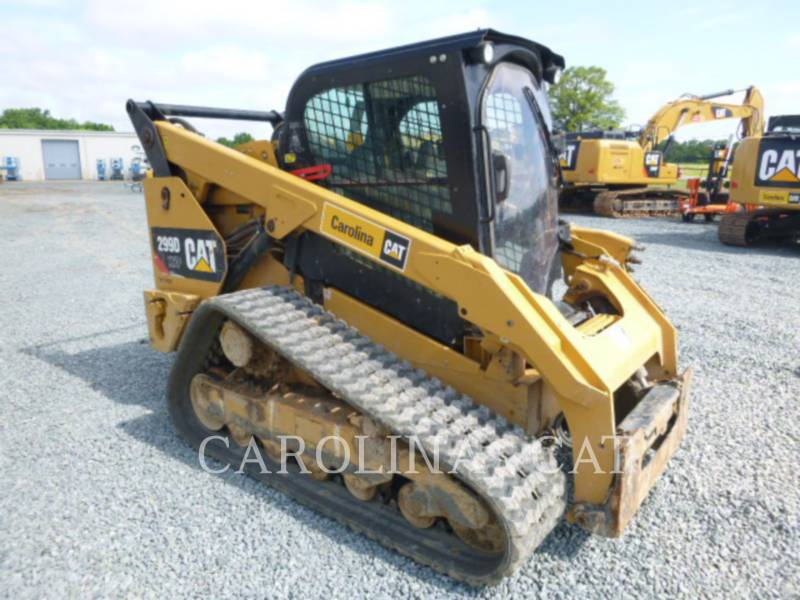 CATERPILLAR TRACK LOADERS 299D1XHP equipment  photo 1