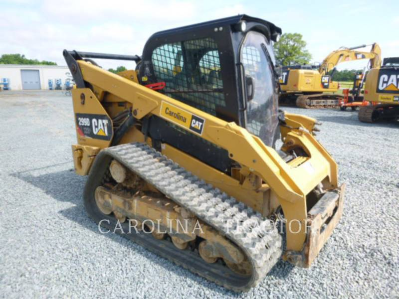 CATERPILLAR TRACK LOADERS 299D1XHP equipment  photo 2