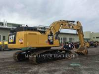 CATERPILLAR TRACK EXCAVATORS 352F equipment  photo 2