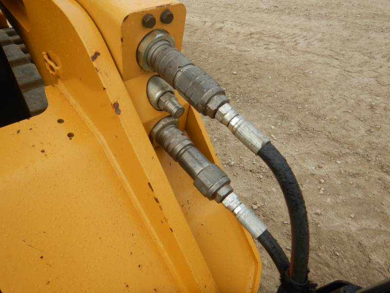 CATERPILLAR CARGADORES MULTITERRENO 259 D equipment  photo 17