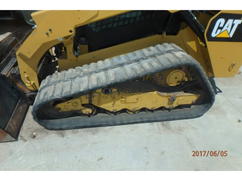 CATERPILLAR CARGADORES MULTITERRENO 289D equipment  photo 10