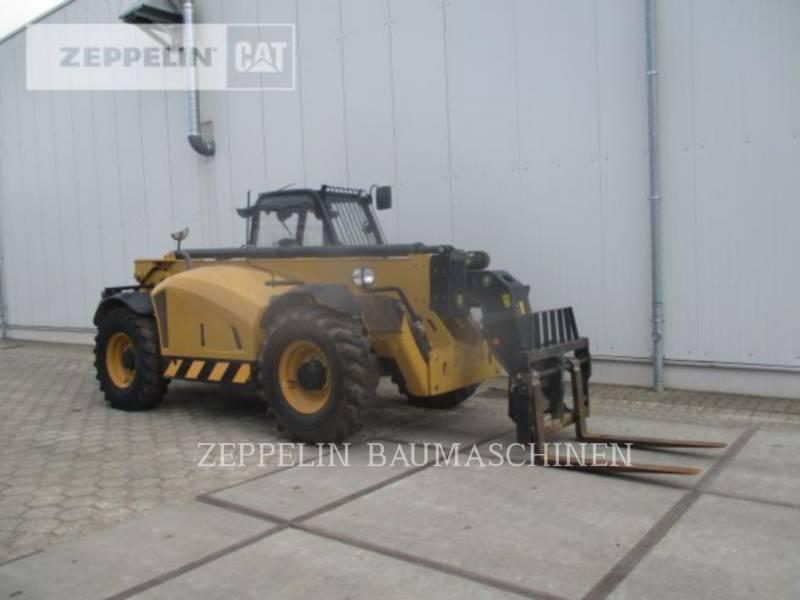 CATERPILLAR TELEHANDLER TH417C equipment  photo 3