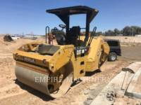 CATERPILLAR TANDEMOWY WALEC WIBRACYJNY DO ASFALTU (STAL-STAL) CB54 equipment  photo 4