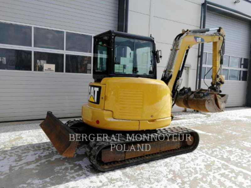 CATERPILLAR TRACK EXCAVATORS 305E CR equipment  photo 11