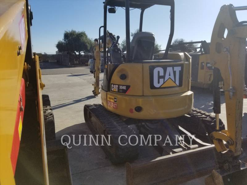CATERPILLAR EXCAVADORAS DE CADENAS 304ECR equipment  photo 4