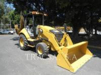 Equipment photo CATERPILLAR 420FST BAGGERLADER 1