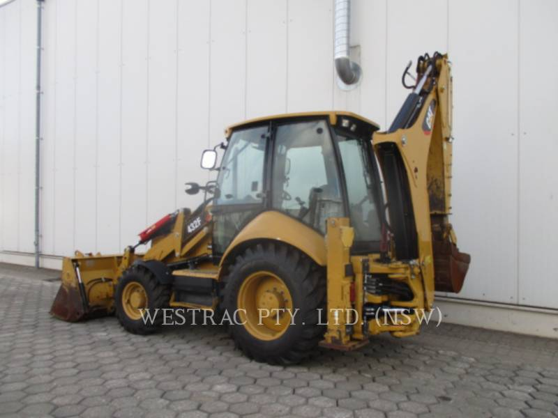 CATERPILLAR CHARGEUSES-PELLETEUSES 432F equipment  photo 4