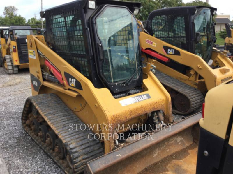 CATERPILLAR CHARGEURS TOUT TERRAIN 247B3 equipment  photo 1