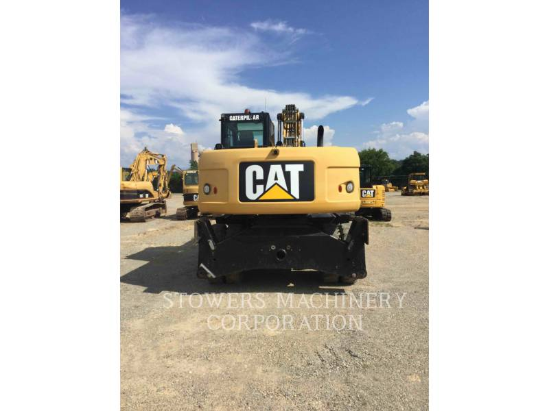 Caterpillar EXCAVATOARE PE ŞENILE M316 equipment  photo 9