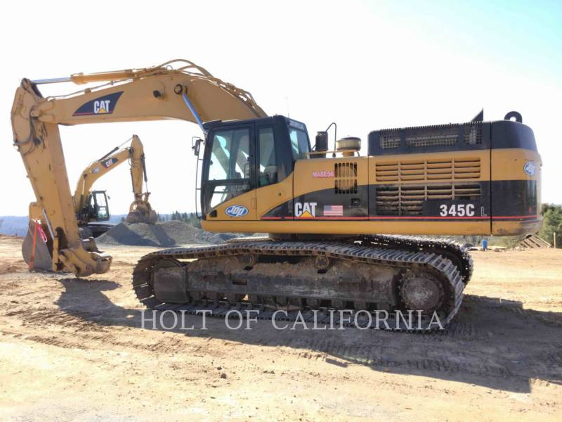 CATERPILLAR トラック油圧ショベル 345CL equipment  photo 7