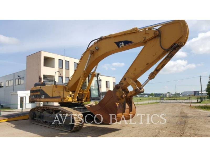 CATERPILLAR TRACK EXCAVATORS 345 BL equipment  photo 2