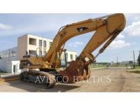 CATERPILLAR トラック油圧ショベル 345 BL equipment  photo 2