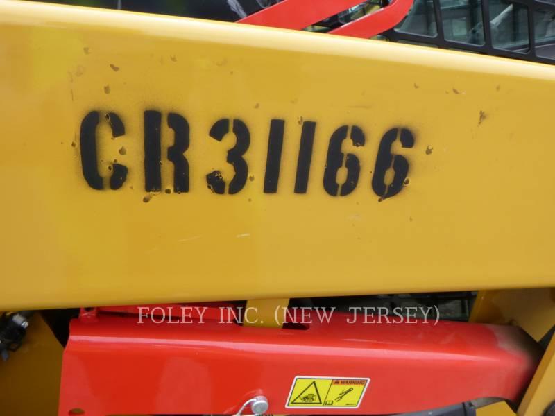 CATERPILLAR SKID STEER LOADERS 226D equipment  photo 7