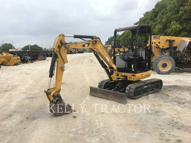 CATERPILLAR KETTEN-HYDRAULIKBAGGER 302.7DCR equipment  photo 1