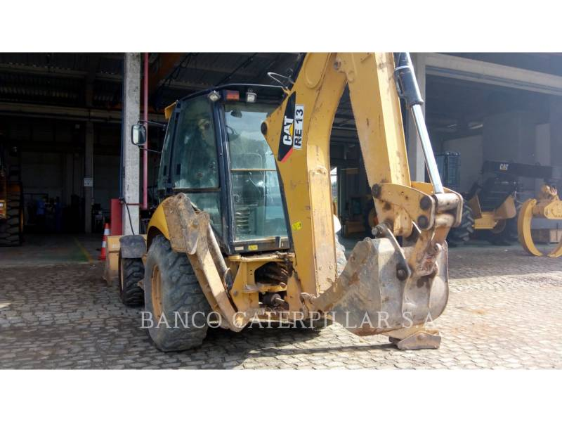 CAT TRADE-IN BAGGERLADER 416E equipment  photo 5