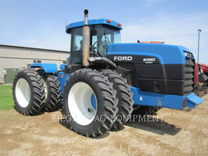 NEW HOLLAND LTD. AG TRACTORS 9480 equipment  photo 1