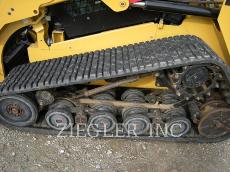 CATERPILLAR UNIWERSALNE ŁADOWARKI 277D equipment  photo 5