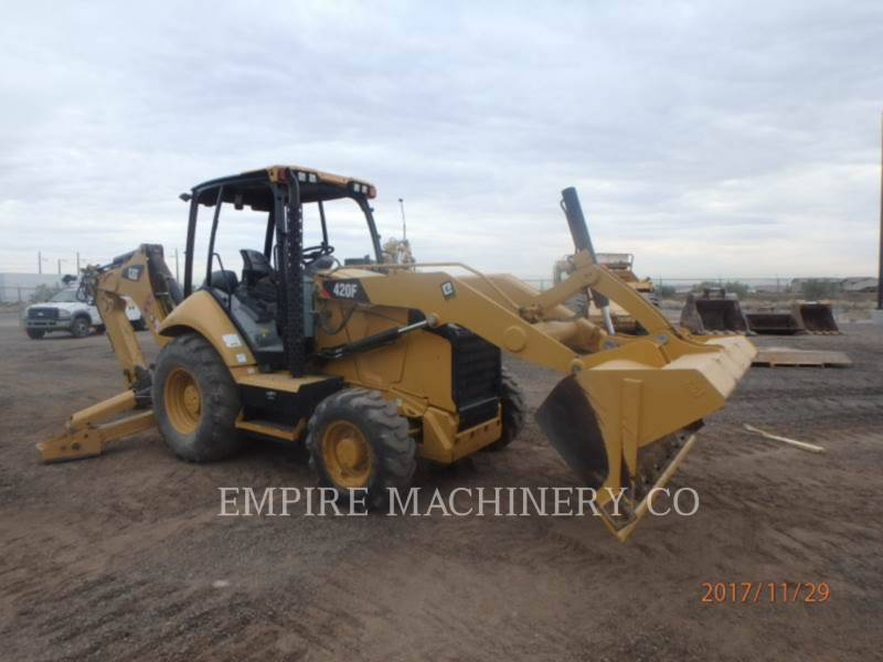 CATERPILLAR RETROESCAVADEIRAS 420FST equipment  photo 1