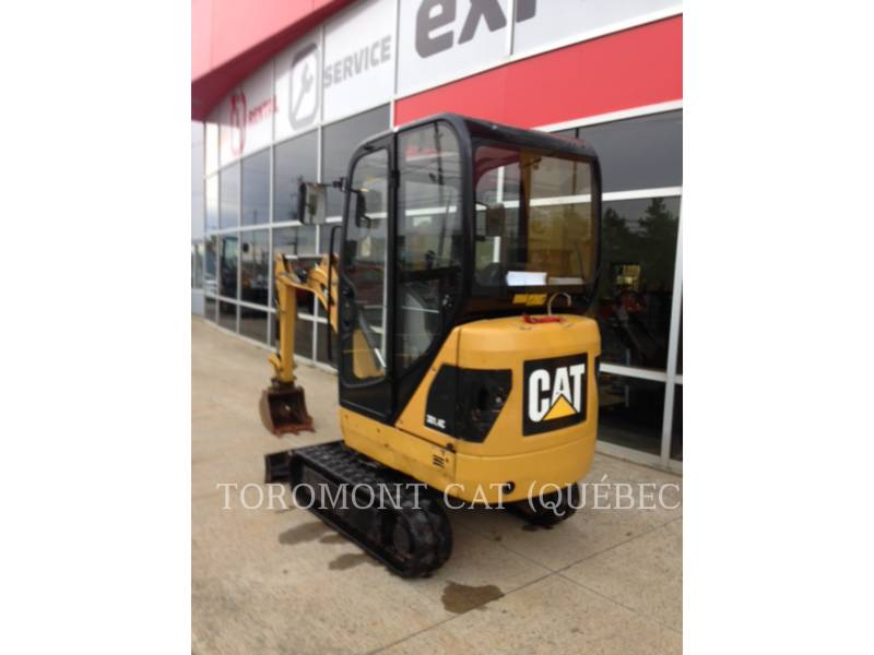 CATERPILLAR TRACK EXCAVATORS 301.4C equipment  photo 6