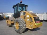 CATERPILLAR VIBRATORY SINGLE DRUM SMOOTH CS 533 E equipment  photo 3