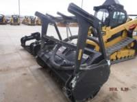 CATERPILLAR CHARGEURS TOUT TERRAIN 299D equipment  photo 5