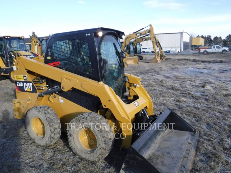 CATERPILLAR MINICARGADORAS 236D H2CB equipment  photo 7