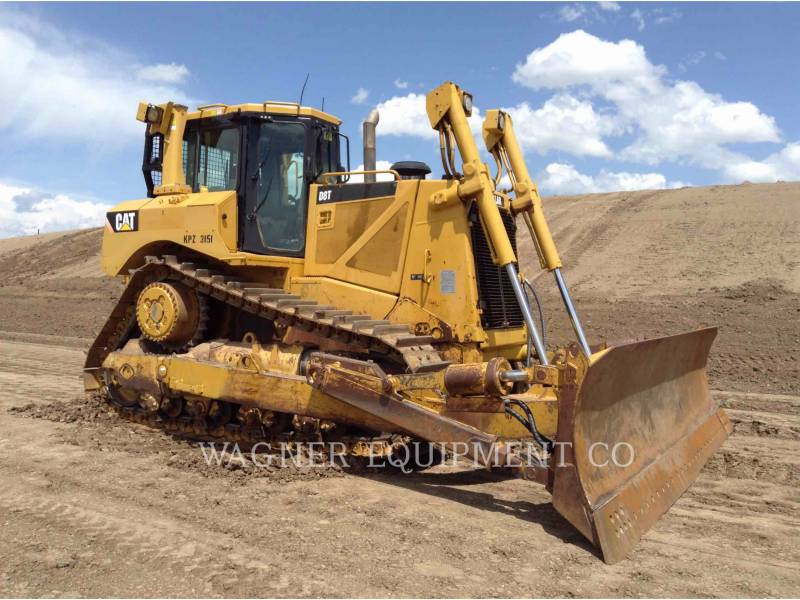 CATERPILLAR TRATORES DE ESTEIRAS D8T AW equipment  photo 4