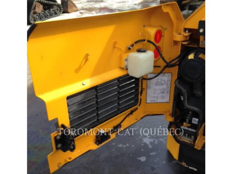 JCB CARGADORES DE CADENAS 205T equipment  photo 10