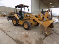 Equipment photo CATERPILLAR 416E IL INDUSTRIËLE LADER 1