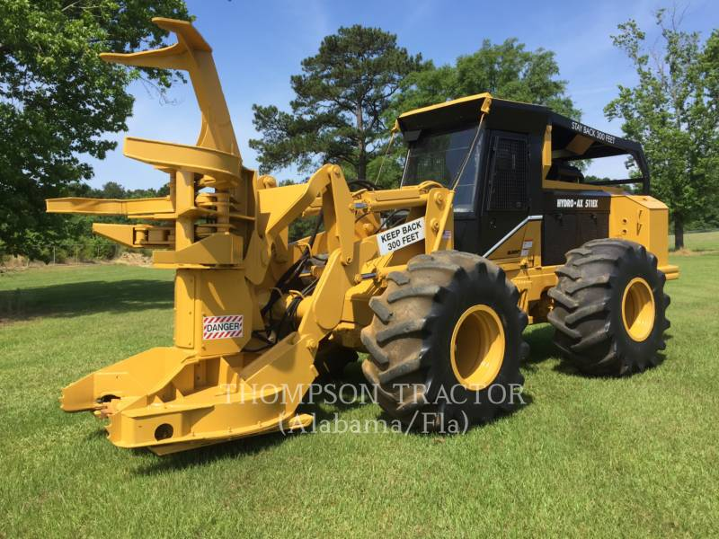 HYDRO-AX FORESTRY - FELLER BUNCHERS - WHEEL 511EX equipment  photo 4